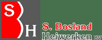 S. Bosland Heiwerken B.V. logo